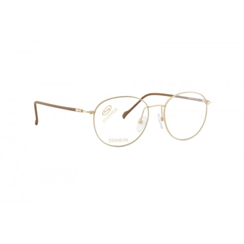 Stepper Okulary korekcyjne damskie SI-60166 F011- złoty