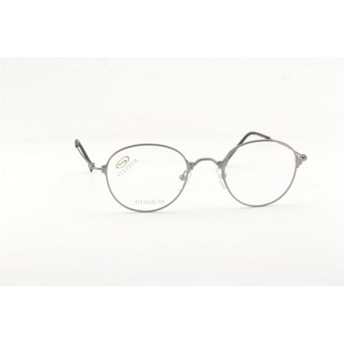 Stepper Okulary korekcyjne damskie SI-60147 F010 - srebrny