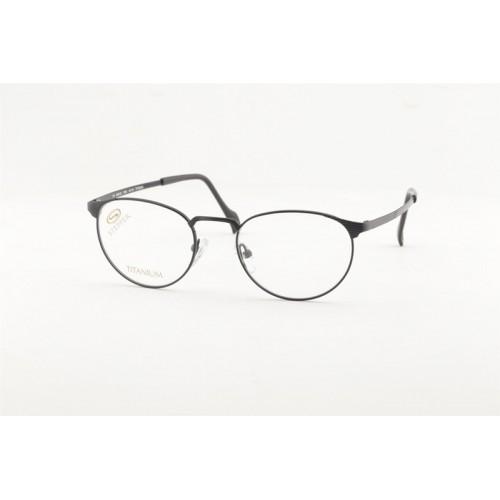 Stepper Okulary korekcyjne damskie SI-60132 F010 - czarny