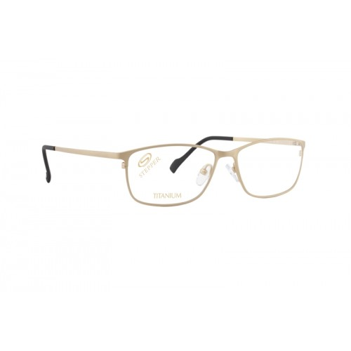 Stepper Okulary korekcyjne damskie SI-60175 F0103 - złoty