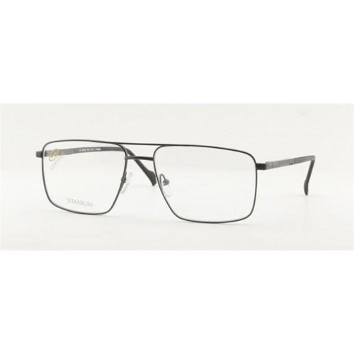 Stepper Okulary korekcyjne męskie SI-60156 F011 - czarny