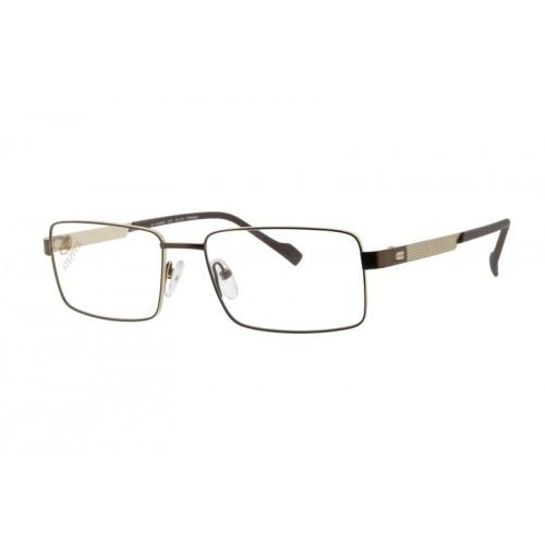 Stepper Oprawa okularowa męska SI-60055 F0111 - złoty