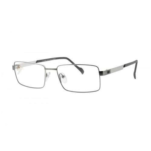 Stepper Oprawa okularowa męska SI-60055 F0222 - srebrny