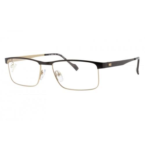 Stepper Oprawa okularowa męska SI-60056 F0111 - złoty