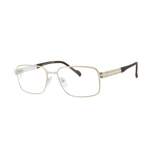 Stepper Oprawa okularowa męska SI-60063 F0121 - złoty