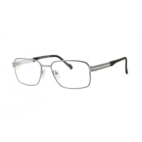 Stepper Oprawa okularowa męska SI-60063 F0222 - srebrny