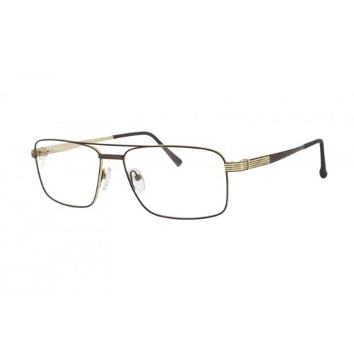 Stepper Oprawa okularowa męska SI-60072 F0141 - złoty