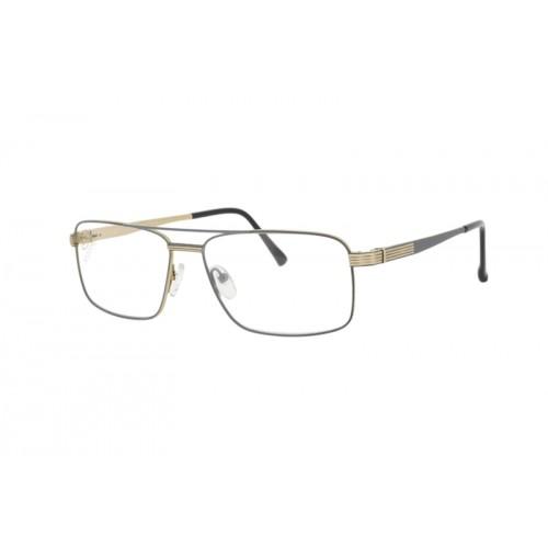 Stepper Oprawa okularowa męska SI-60072 F0222 - złoty