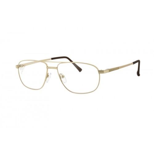 Stepper Oprawa okularowa męska SI-60073 F0101 - złoty