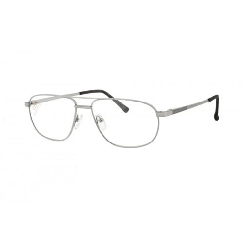 Stepper Oprawa okularowa męska SI-60073 F0202 - srebrny