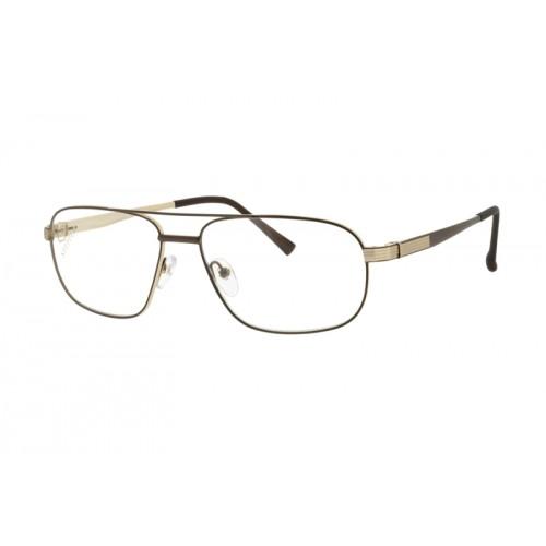 Stepper Oprawa okularowa męska SI-60076 F0111 - złoty