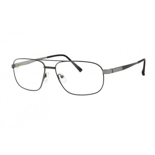 Stepper Okulary korekcyjne męskie SI-60076 F0922 - szary