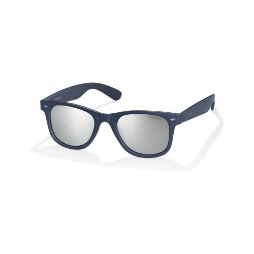 Polaroid Okulary przeciwsłoneczne męskie PLD 1016 - granatowy, polaryzacja