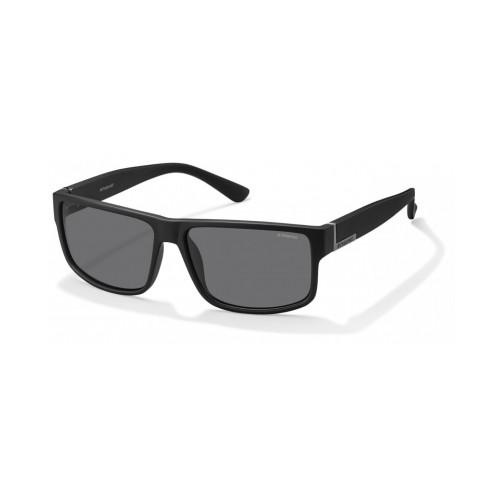 Polaroid Okulary przeciwsłoneczne męskie PLD 2030 - czarny, polaryzacja