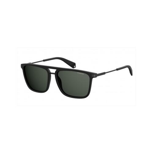 Polaroid Okulary przeciwsłoneczne męskie PLD 2060 003- czarny, polaryzacja