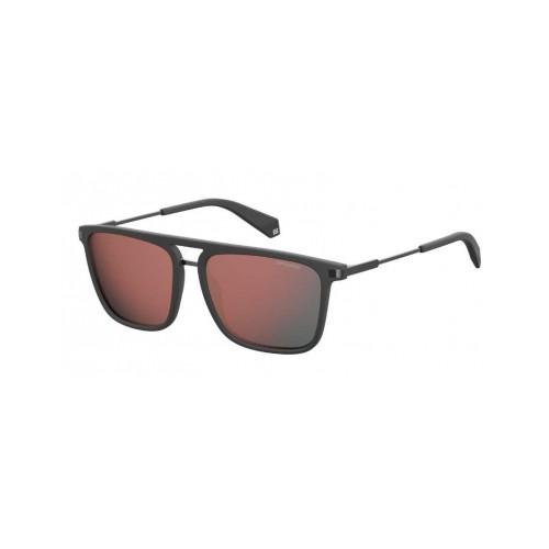 Polaroid Okulary przeciwsłoneczne męskie PLD 2060 268- czarny, polaryzacja