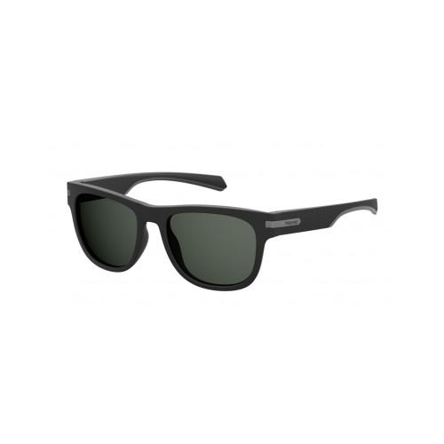 Polaroid Okulary przeciwsłoneczne męskie PLD 2065 003 - czarny, polaryzacja