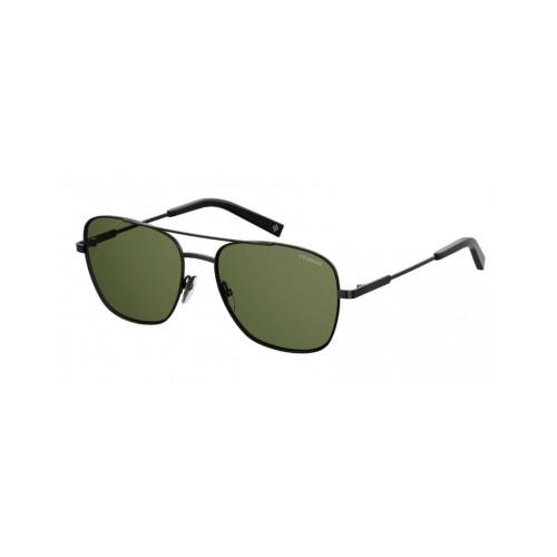Polaroid Okulary przeciwsłoneczne męskie PLD 2068SX 807 - czarny, polaryzacja