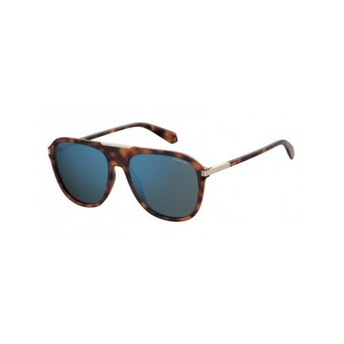 Okulary przeciwsłoneczne męskie PLD 2070SX 086 - szylkret, polaryzacja
