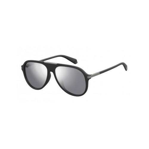 Polaroid Okulary przeciwsłoneczne męskie PLD 2071GSX 003 - czarny, polaryzacja