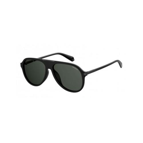 Polaroid Okulary przeciwsłoneczne męskie PLD 2071GSX 807 - czarny, polaryzacja