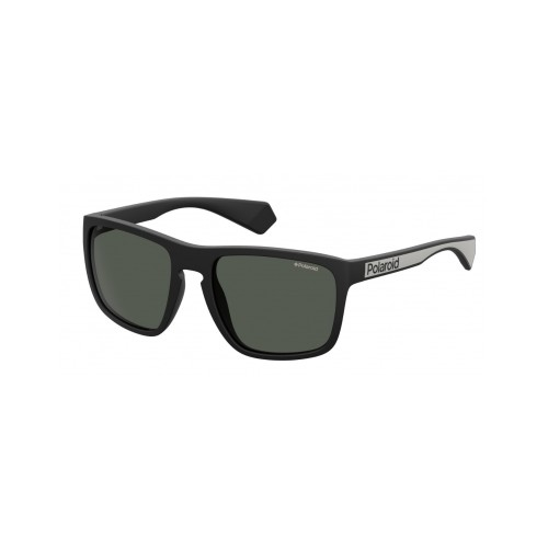 Polaroid Okulary przeciwsłoneczne męskie PLD 2079 003 - czarny, polaryzacja