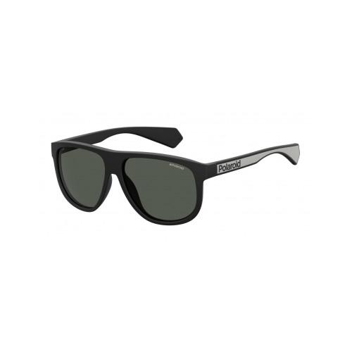 Polaroid Okulary przeciwsłoneczne męskie PLD 2080 003 - czarny, polaryzacja