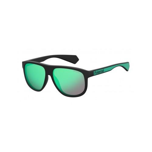 Polaroid Okulary przeciwsłoneczne męskie PLD 2080 7ZJ - czarny, polaryzacja