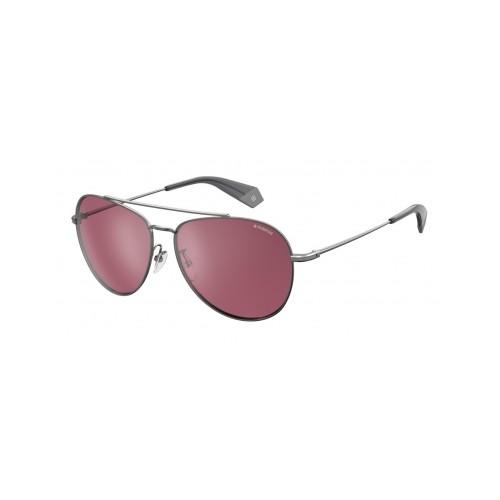 Polaroid Okulary przeciwsłoneczne męskie/damskie PLD 2083G 6LB- szary, polaryzacja