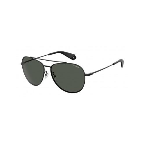 Polaroid Okulary przeciwsłoneczne męskie/damskie PLD 2083G 6LB- czarny, polaryzacja