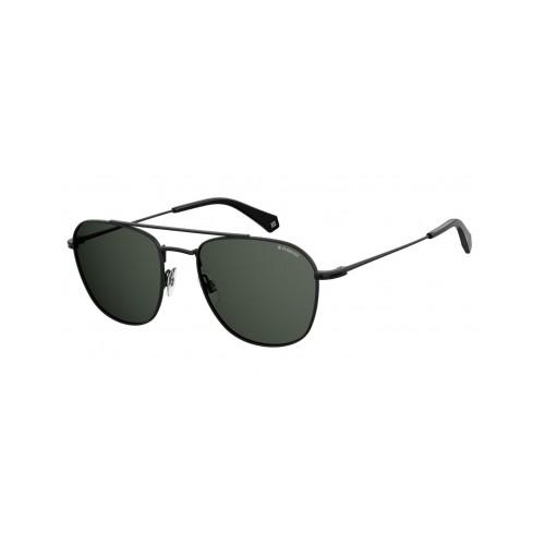 Polaroid Okulary przeciwsłoneczne męskie/damskie PLD 2084G 807- czarny, polaryzacja