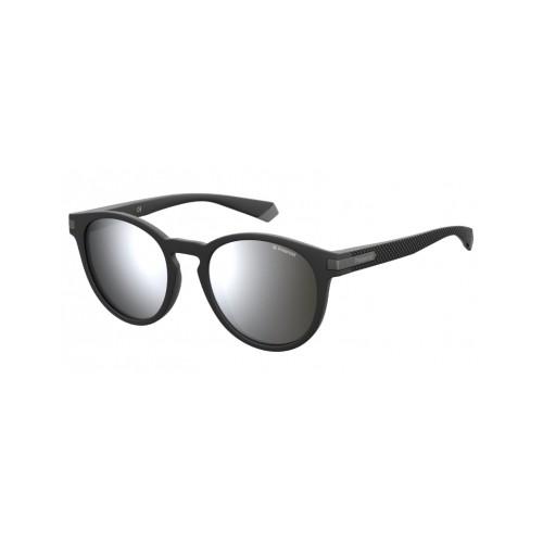 Polaroid Okulary przeciwsłoneczne męskie/damskie PLD 2087 003- czarny, polaryzacja