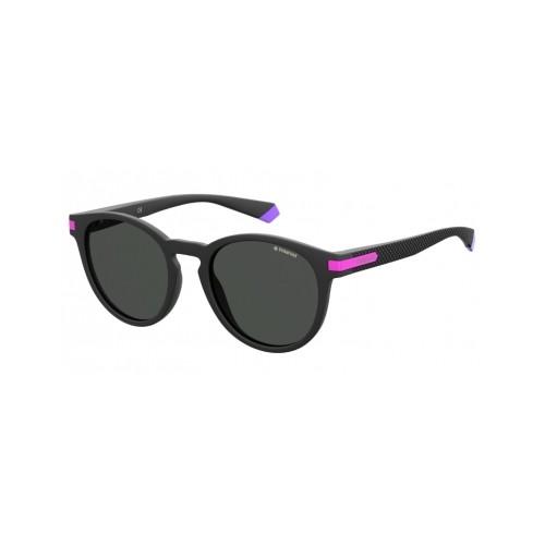 Polaroid Okulary przeciwsłoneczne męskie/damskie PLD 2087 N6T- czarny, polaryzacja