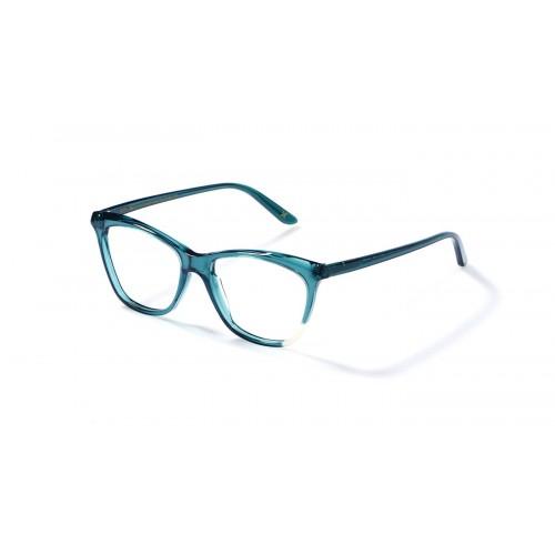 JPLUS Okulary korekcyjne damskie Cloti 2105-06 - niebieski