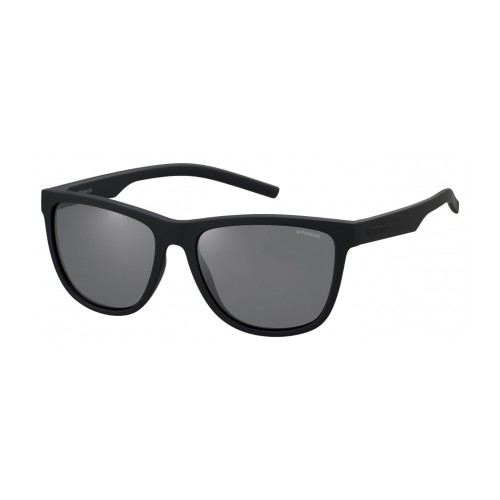 Polaroid Okulary przeciwsłoneczne męskie PLD 6014 YYV - czarny, polaryzacja