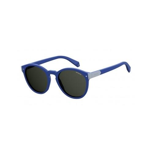 Polaroid Okulary przeciwsłoneczne męskie/damskie PLD 6034 PJP czany, granatowy, polaryzacja