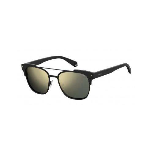 Polaroid Okulary przeciwsłoneczne męskie PLD 6039X 003 - czarny, polaryzacja