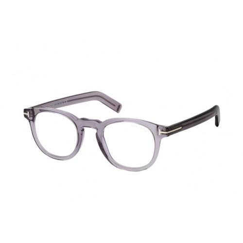 Tom Ford Oprawa okularowa damska FT5629-B 020- szary