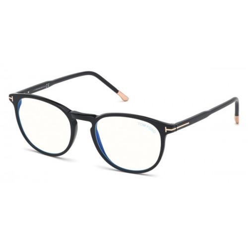 Tom Ford Oprawa okularowa damska FT5608-B 001- czarny