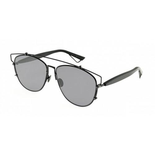 DIOR Okulary przeciwsłoneczne damskie/męskie Dior Technologic- czarny, filtr UV 400