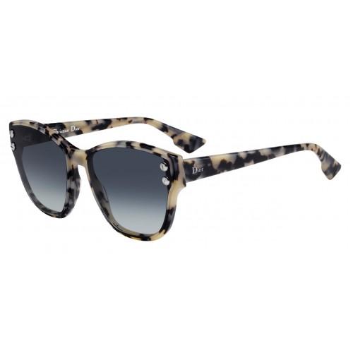 DIOR Okulary przeciwsłoneczne damskie Dior Addict 3 - szylkret, filtr UV 400