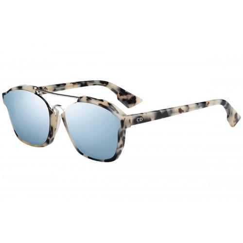 DIOR Okulary przeciwsłoneczne damskie Dior Abstract - szylkret, filtr UV 400