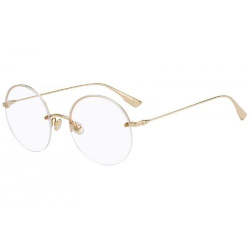 DIOR Oprawa okularowa damska Stellaire 012 - złoty