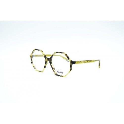 Chloe Oprawa okularowa damska CE2739 218 - brązowy