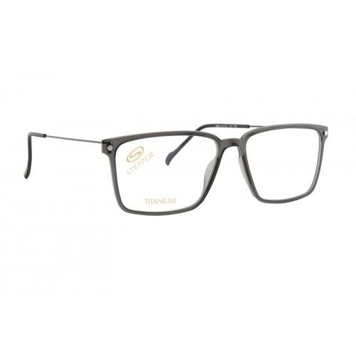 Stepper Okulary korekcyjne męskie SI-40002 F9203 - szary