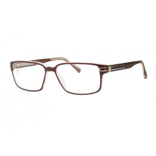 Stepper Okulary korekcyjne damskie SI-20003 F1101 - czerwony