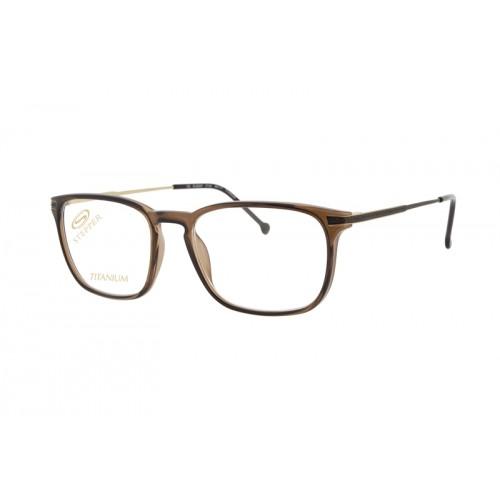 Stepper Oprawa okularowa męska SI-20047 F1101 - brązowy