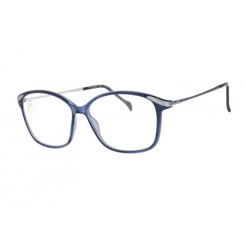 Stepper Okulary korekcyjne damskie SI-3003 F5502 - niebieski