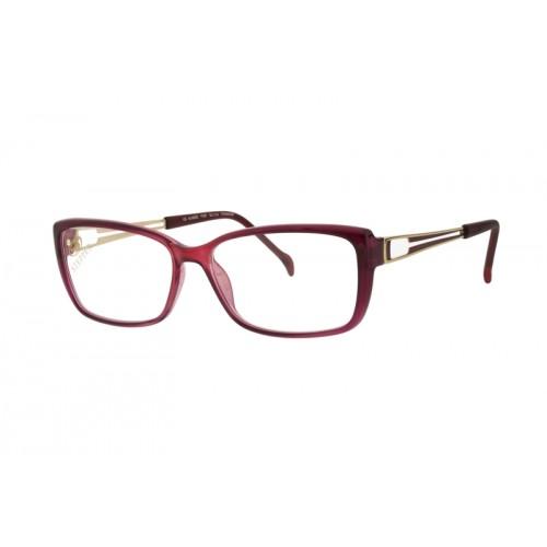 Stepper Oprawa okularowa damska SI-30022 F3201 - czerwony