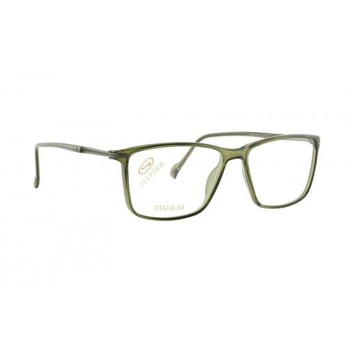 Stepper Oprawa okularowa męska SI-20074 F6201 -zielony